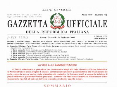 Biotestamento: pubblicata in Gazzetta Ufficiale la Legge 22 dicembre 2017 n. 219. In vigore dal 31 gennaio 2018.