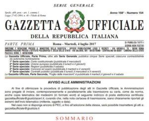 Intercettazioni: pubblicata in Gazzetta Ufficiale la Legge 28 febbraio 2020, n. 7 (conversione in legge, con modificazioni, del decreto-legge 30 dicembre 2019, n. 161)