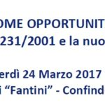 """Atti del convegno """"La gestione dei rischi come opportunità di crescita aziendale. D. Lgs. 231/2001 e la nuova ISO 37001"""""""