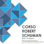 Corso Robert Schuman 2018 – XII edizione