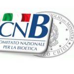 Riflessioni bioetiche sul suicidio medicalmente assistito: il parere del Comitato Nazionale di Bioetica