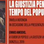 La giustizia penale al tempo del populismo (Milano, 30 settembre 2019)
