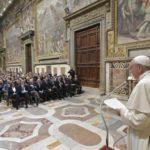 Il discorso di Papa Francesco ai partecipanti al Congresso Mondiale dell'Associazione Internazionale di Diritto Penale (Città del Vaticano, 15 novembre 2019)