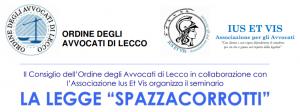 """La legge """"spazza-corrotti"""" (19 Ottobre 2020 – Webinar)"""